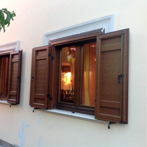 okiennice otwierane