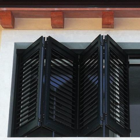 okiennice nożycowe